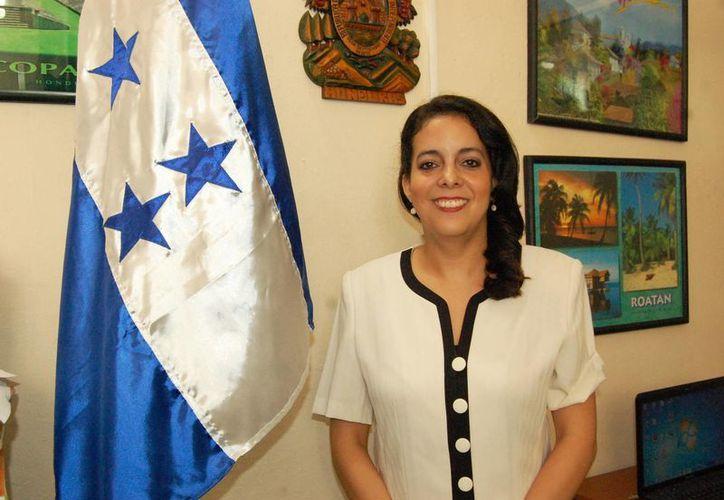 La funcionaria llegó a Mérida en 1995 para estudiar su Maestría en Derecho. (Milenio Novedades)