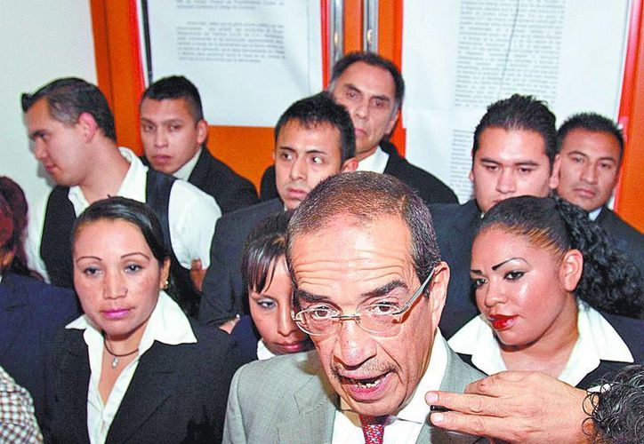 Luis Cervantes, representante de GMéxico, informó que acudirán de inmediato ante CNBV, para dar a conocer los hechos que consideran ilegales. (Milenio)