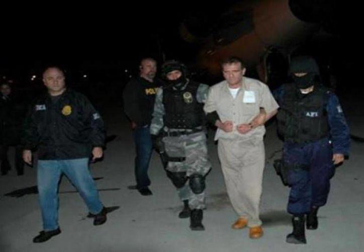 Héctor Luis El Güero Palma Salazar pasó nueve años preso en México y luego 12 en la cárcel de máxima seguridad de Atwater, California. (netnoticias.mx)