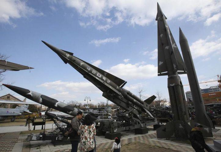 Diversas naciones analizan cómo proceder ante las amenazas bélicas de Norcorea. (Agencias)