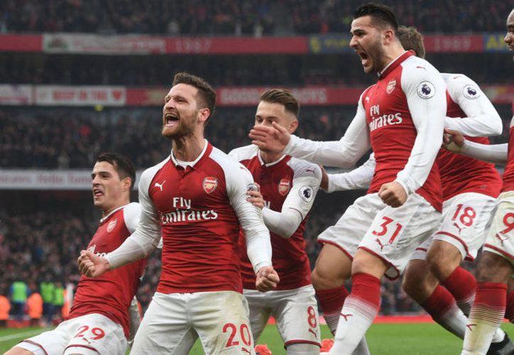 Tres jugadores son baja del Arsenal. (Contexto/Internet)