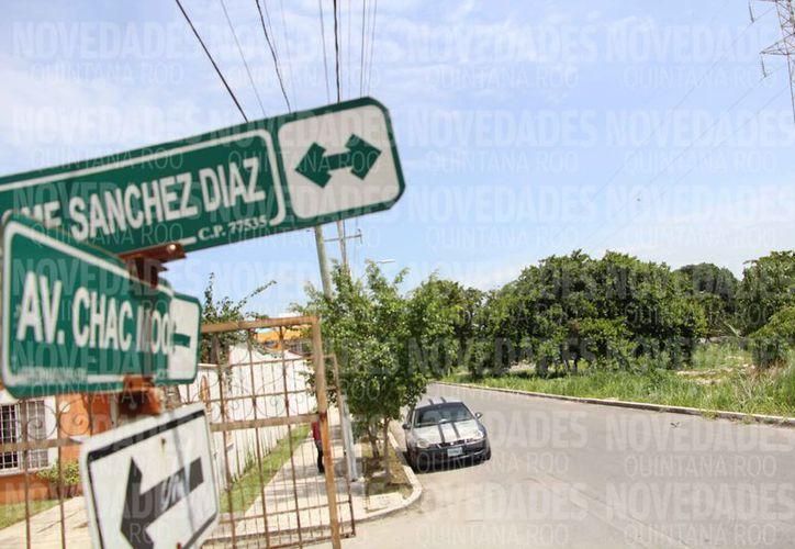 La arteria estaría conectada con las vías de Fonatur y Guayacán. (Paola Chiomante/SIPSE)