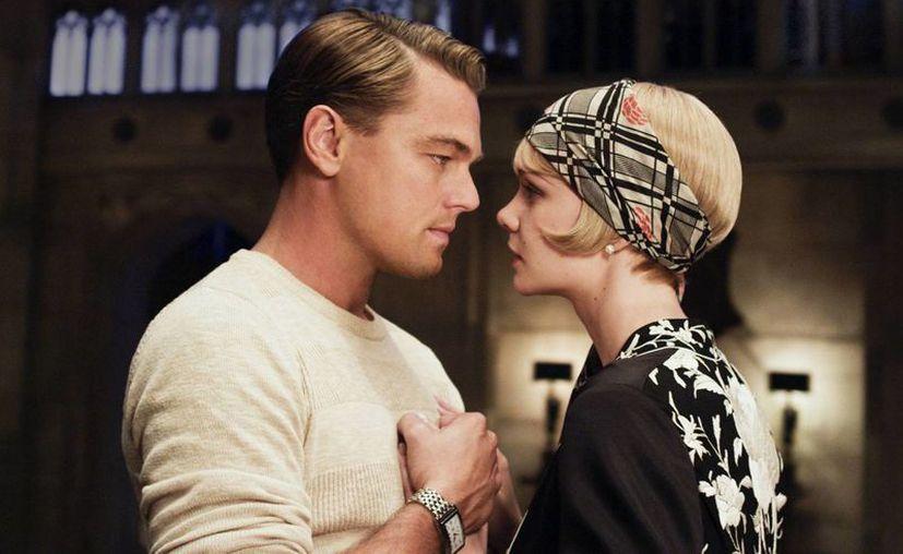 Protagonizan Leonardo DiCaprio y Carey Mulligan. (blogcouture.info)