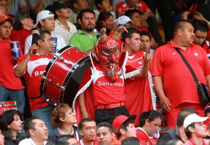 Los 'Diablos Rojos' cuentan con el apoyo de su afición. (Foto: Agencias)