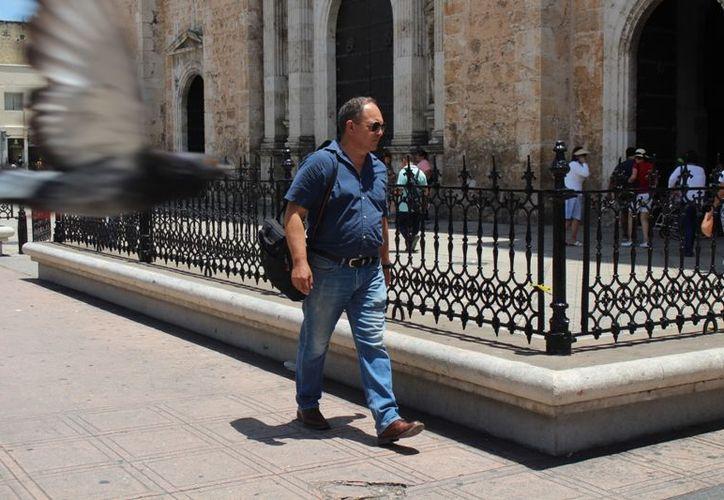 Las temperaturas máximas oscilarán entre los 31 y 35 grados Celsius. (Novedades Yucatán)