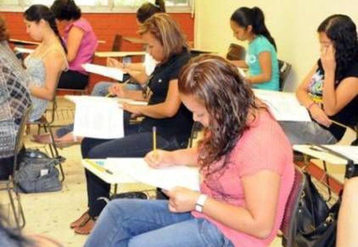 Los maestros serán evaluados durante cinco días como parte del Concurso de Ingreso al Servicio Profesional Docente en Educación Básica. Imagen de contexto. (Milenio Novedades)