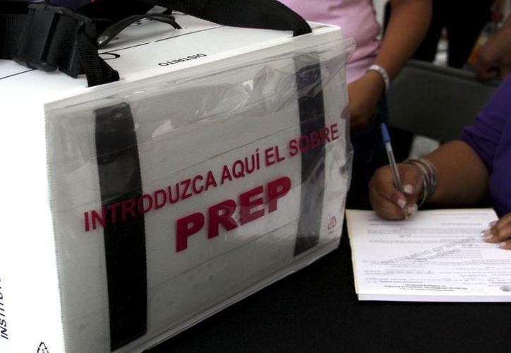 El objetivo del PREP es publicar los resultados de la totalidad de las casillas. (Foto: Contexto/Internet)