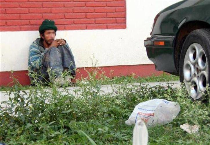 Las autoridades veracruzanas aún no han aclarado cómo sancionarán a los indigentes.  (jornadaveracruz.com.mx/Archivo)