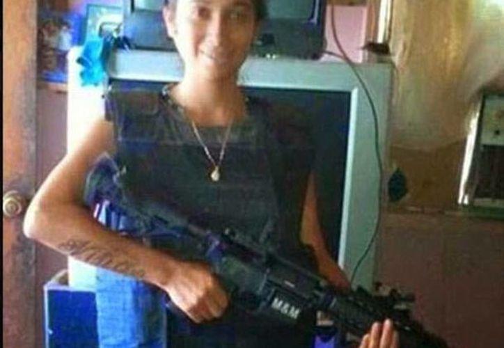 Las partes del cuerpo de Joselyn Alejandra Niño fueron halladas en una de las tres hieleras de cerveza de un camión abandonado. (dailymail.co.uk)