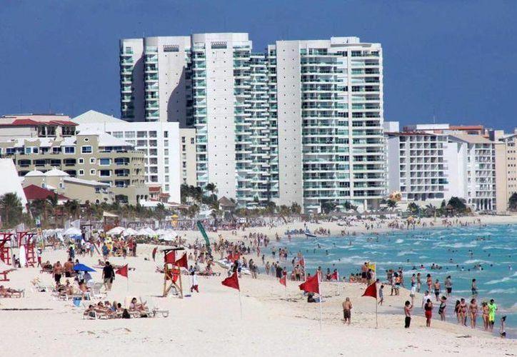 Los destinos de Quintana Roo superaron las cifras que se registraron en 2013. (Foto/Internet)