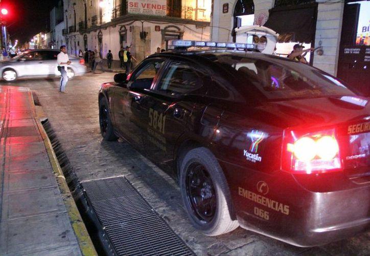 El operativo especial de la SSP por las fiestas decembrinas culminará el próximo 7 de enero de 2015. (SIPSE)
