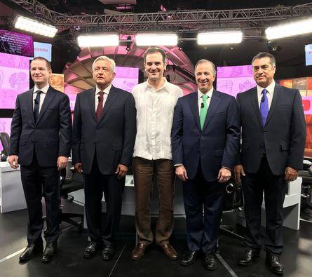 Checa los mejores momentos del tercer debate