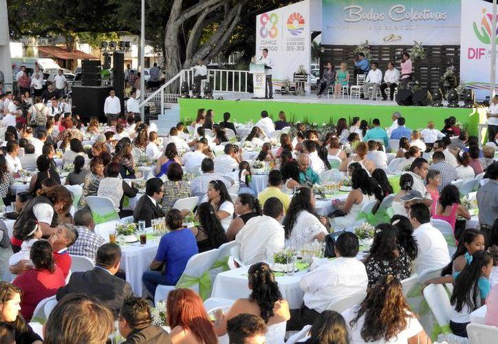 El evento se llevará a cabo en la explanada del Palacio Municipal de Benito Juárez. (Redacción/ SIPSE)