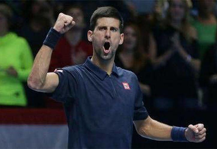 Novak Djokovic competirá en el Abierto Mexicano contra tenistas de la talla de Rafael Nadal, Juan Martín del Potro y otros destacados tenistas.(Archivo/AP)