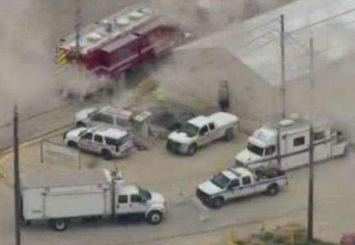 Dos de las víctimas del derrame en una planta química de Texas eran hermanos. (foto tomada de oronoticias.com)