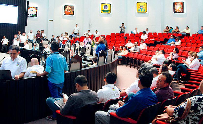 Los diputados afirmaron que será necesario que se presente además una nueva iniciativa de ley. (Foto: Benjamín Pat / SIPSE)