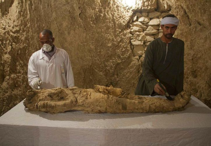 La necrópolis de Dra Abu al Naga, cerca de Luxor es considerada la capital de los faraones. (Foto: Debate)
