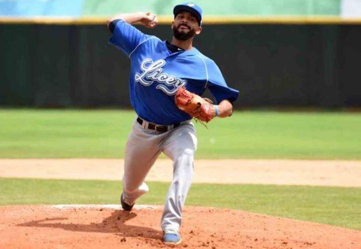 El nuevo lanzador selvático se caracteriza por tener un imponente dominio y control sobre sus rivales. (Foto: www.leones.com)