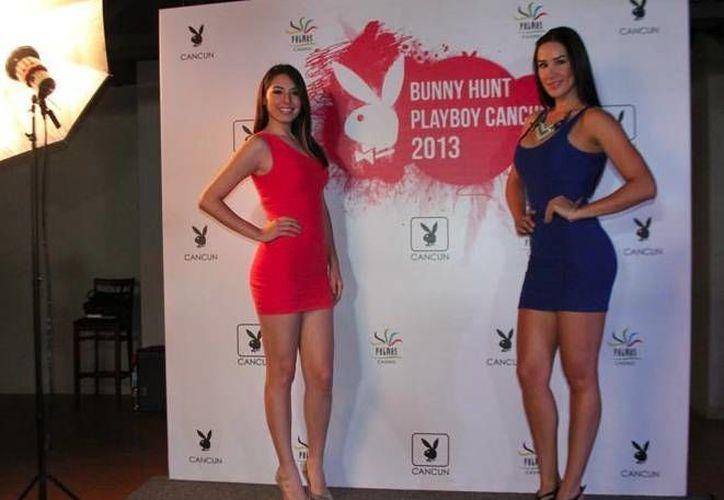 Para la final llegará personal de Los Ángeles de la firma Playboy para elegir a las mejores, que se quedarán trabajando en Cancún. (Agencias)