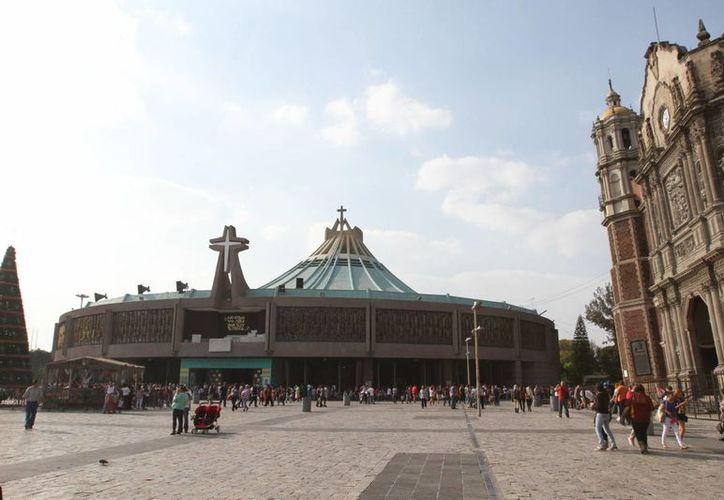 El papa Francisco visitará uno de los sitios más importantes para los feligreses mexicanos: la casa de 'La Morenita'.  (Archivo/Notimex)
