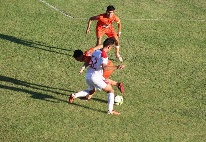 Con 4-0 el marcador terminó por humillas a los Tigrillos. (Miguel Maldonado/SIPSE)