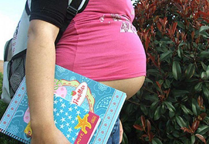 Hay varias mujeres embarazadas que presentan la infección por zika en lo que va de 2017 en México. (Archivo/Notimex)