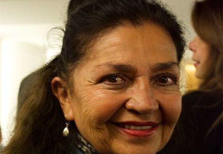 Será este jueves 12 de mayo, cuando la destacada doctora yucateca Sara Poot Herrera escriba una página dorada más en su trayectoria. (Milenio Novedades)