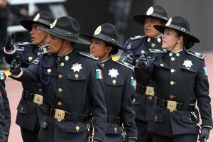 En marcha, la Gendarmería Nacional