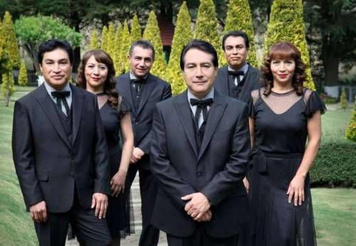 Los Ángeles Azules amenizarán el concierto gratuito junto con la agrupación de Los Yonic's, el próximo 31 de diciembre.(Foto tomada de Facebook/Los Ángeles Azules)