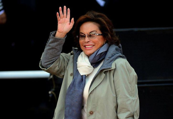 Elba Esther Gordillo, acusada de multimillonario desfalco al SNTE, encabeza la lista de los más corruptos de Forbes. (Archivo/SIPSE)