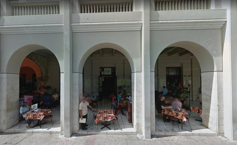 El restaurante era un punto tradicional en el cual generalmente comían turistas que visitaban el Centro Histórico. (Google Maps)