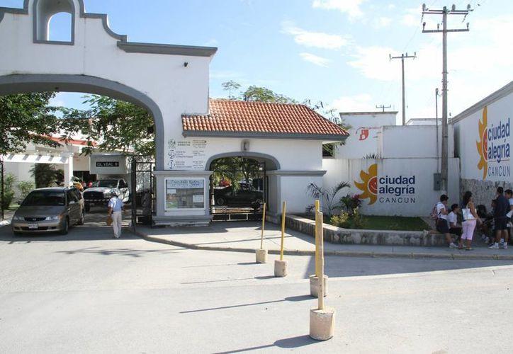 La Ciudad de la Alegría brinda atención médica gratuita a dos mil 750 personas cada año. (Tomás Álvarez/SIPSE)