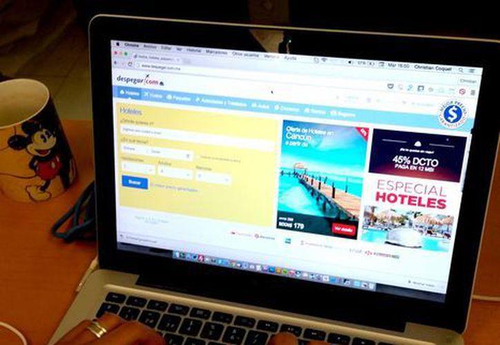 En la actualidad dos de cada tres viajeros en México consulta la página de Despegar.com antes de viajar. (SIPSE.com)