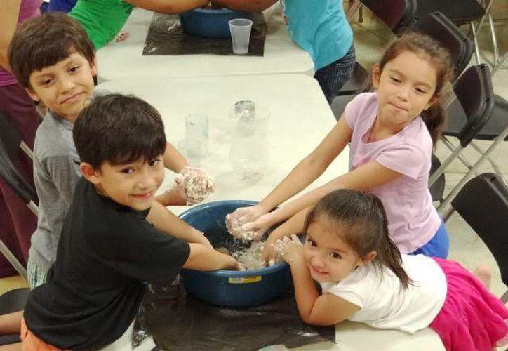 A través de talleres promueven la conservación de los recursos naturales. (Redacción/SIPSE)