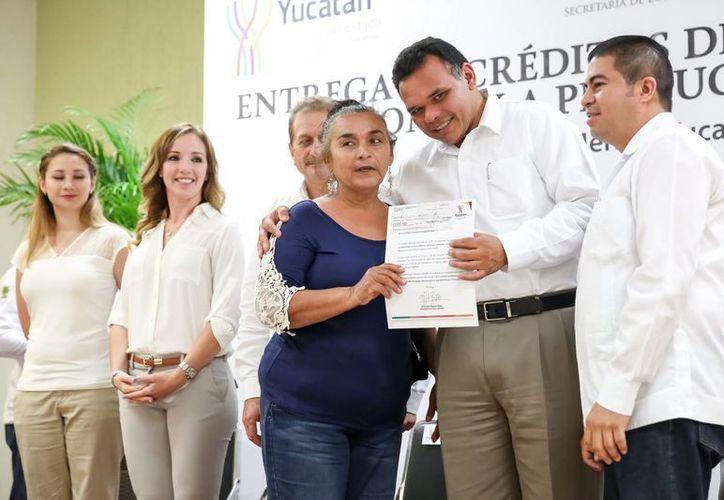 El gobernador Rolando Zapata Bello encabezó la sesión del Consejo Estatal para el Desarrollo Rural Sustentable. (SIPSE)