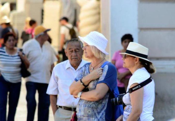 Mañana sábado se esperan temperaturas máximas de 35 a 39 grados Celsius en Yucatán. (Archivo/Sipse)