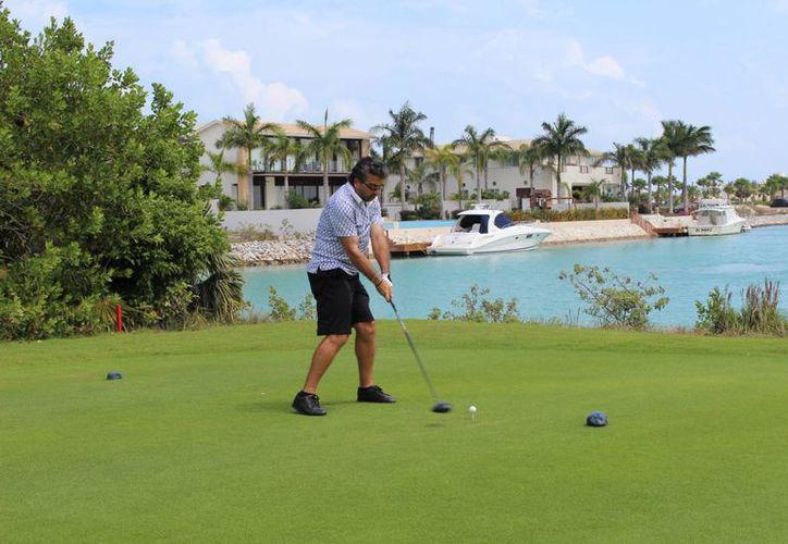 """Concluye con éxito la gira de golf """"Por Amor al Juego"""", tras cinco etapas. (Ángel Mazariego/SIPSE)"""