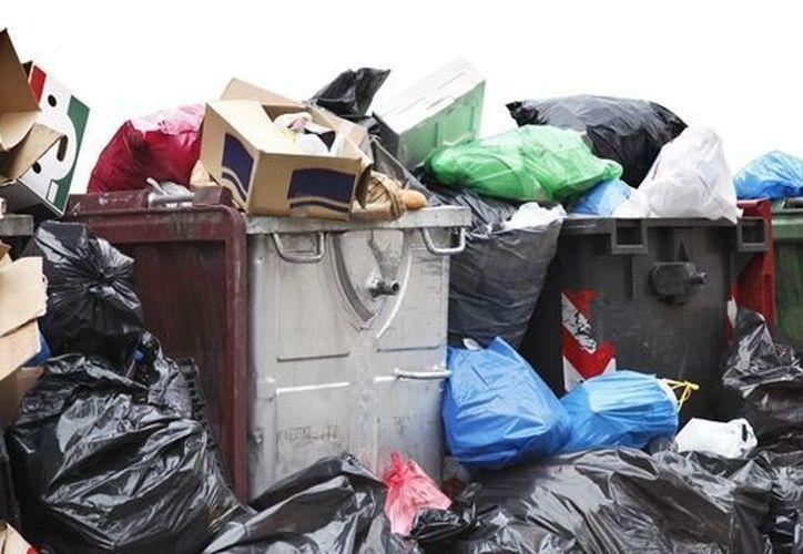 En la capital de Mauritania, Nuakchot, se producen unas 56 mil tons de plástico al año. (Getty Images/Archivo)