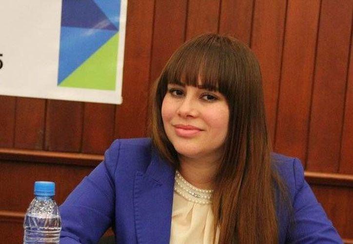 La PGR anunció que tiene listo el expediente para solicitar al Congreso de Sinaloa el desafuero de la diputada Lucero Sánchez. (twitter.com/OlegarioMX)