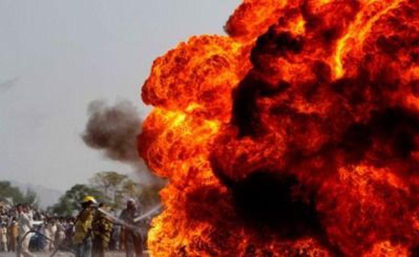 La explosión de una mezquita en la ciudad de Herat dejó un saldo de 20 muertos. (AP).