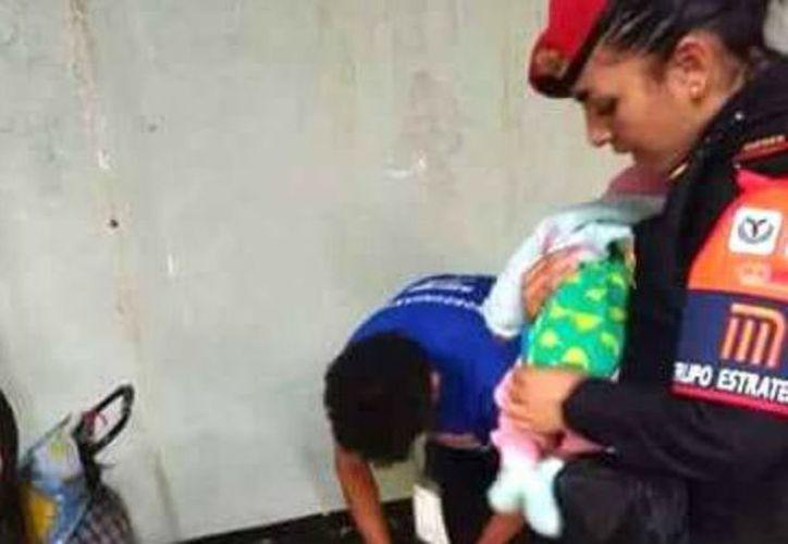 De acuerdo con el reporte de la policía, la madre padece de sus facultades mentales. (Internet)