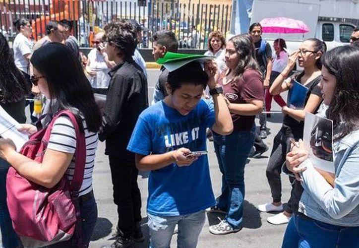La SEP ofrece opciones a quienes no lograron ingresar a universidades como la UNAM, la UAM o el IPN. (Excélsior)