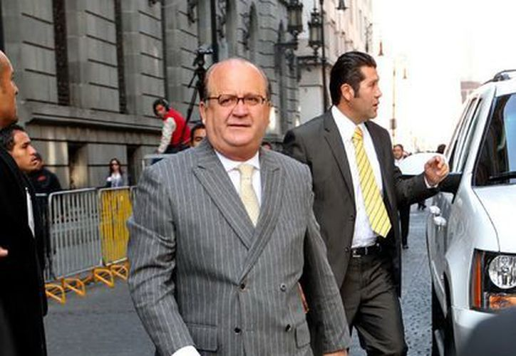 Graco Ramírez dijo que era dirigente del PRD en Morelos y no hacía gestiones de Gobierno del Distrito Federal. (Archivo/Notimex)