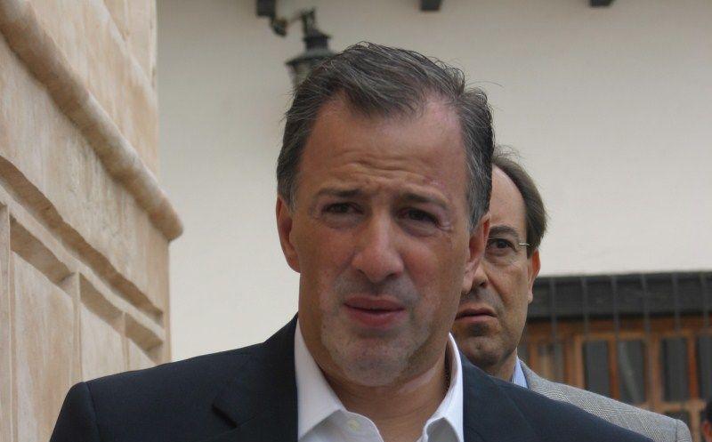 José Antonio Meade, el candidato presidencial de la coalición Todos por México. (Revolución 3.0)