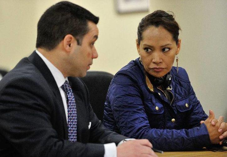 Inez Sánchez no pudo lograr que su exnovio Pedro Quezada comparta el dinero de las ganancias de un sorteo con ella. (northjersey.com)