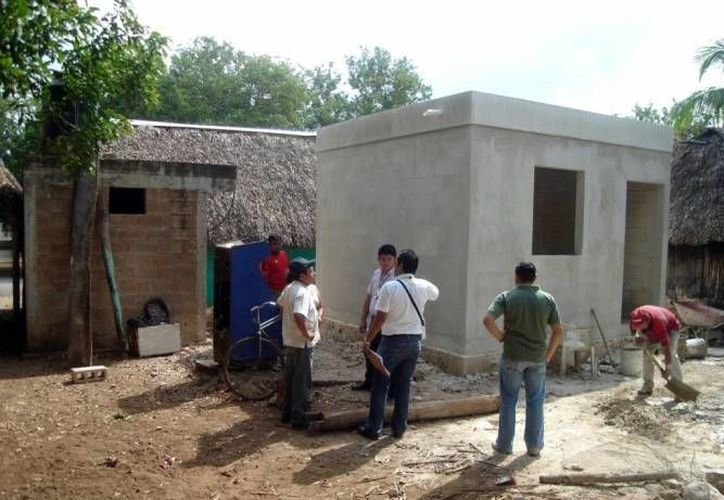 En 2013 se entregaron 140 apoyos en los municipios de Othón P. Blanco, Bacalar y Felipe Carrillo Puerto. (Foto de Contexto/SIPSE)