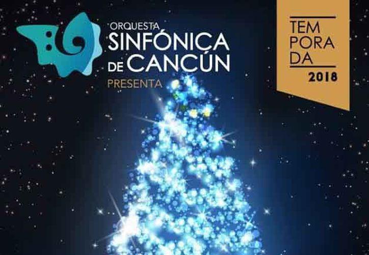 La Orquesta Sinfónica presentará su último concierto de la temporada 2018. (Faride Cetina/SIPSE)