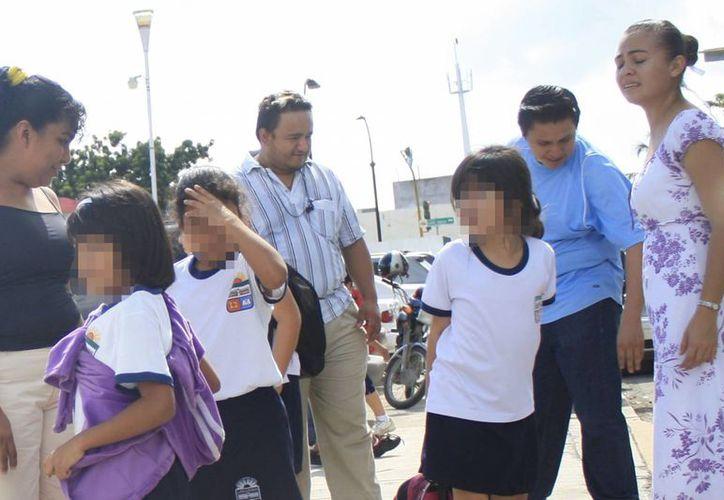 A nivel nacional apenas han sido detectados seis millones de niños y adolescentes que padecen el TDAH. (Harold Alcocer/SIPSE)