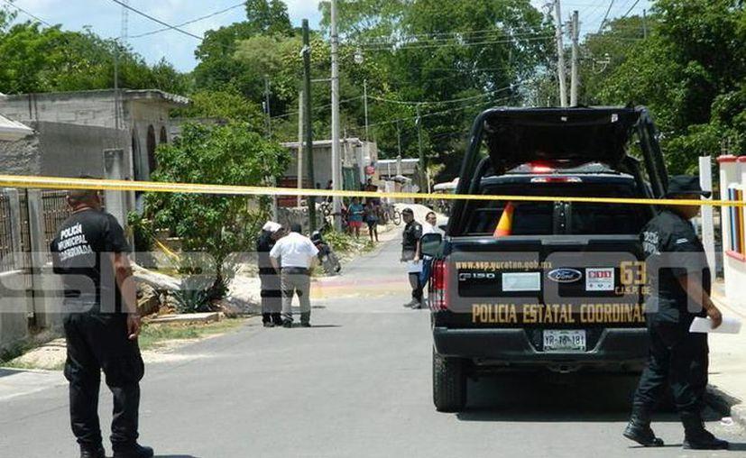 El asesinato de una joven sacudió a la comunidad de Peto, la mañana del lunes pasado, cuando un muchacho de 18 años habría degollado a su novia luego de una discusión. (SIPSE)