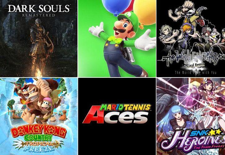 La compañía nipona logró captar la atención de los 'gamers' al presentar novedades para sus consolas de videojuegos. (Foto: Contexto/Internet)
